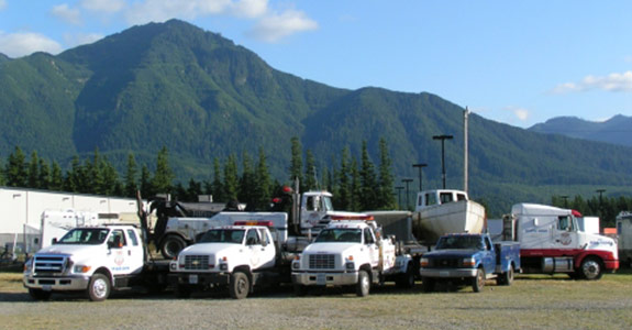 Towing in North Bend WA